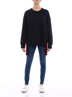Stella Mccartney: Sweatshirts & Sweaters online - All Is Love inserts cotton sweat