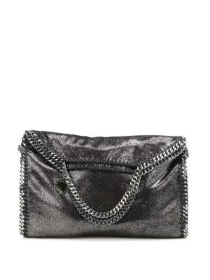 Stella Mccartney: totes bags - Fold over Falabella bag