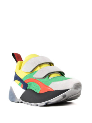 Stella Mccartney: trainers online - Eclypse Color-Block sneakers