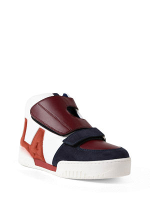 Stella Mccartney: trainers online - High-top multicolour sneakers