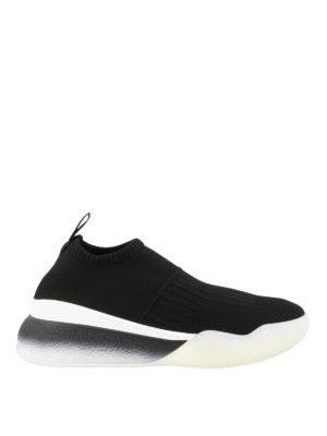 STELLA McCARTNEY: sneakers - Sneaker pull on Loop modello calza