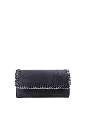 Stella Mccartney: wallets & purses - Falabella chain detail wallet