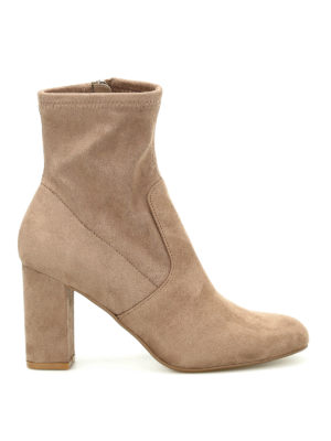 Steve Madden: ankle boots - Avenue suede ankle boots