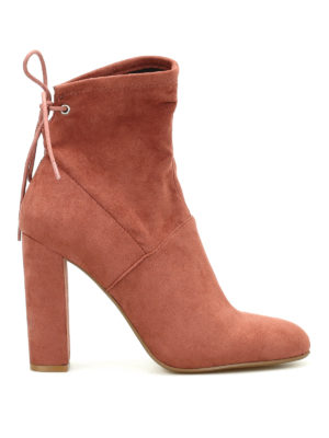 Steve Madden: ankle boots - Enact suede ankle boots