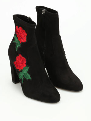 Steve Madden: ankle boots online - Edition rose patch booties