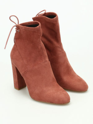 Steve Madden: ankle boots online - Enact suede ankle boots