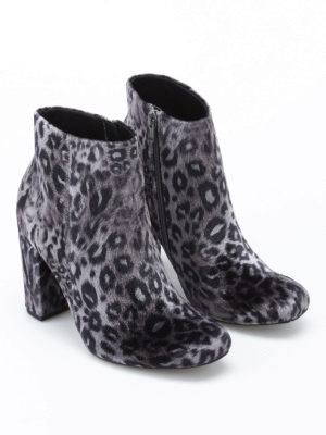 Steve Madden: ankle boots online - Pacers velvet booties
