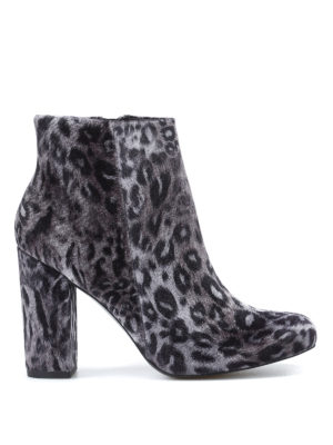 Steve Madden: ankle boots - Pacers velvet booties