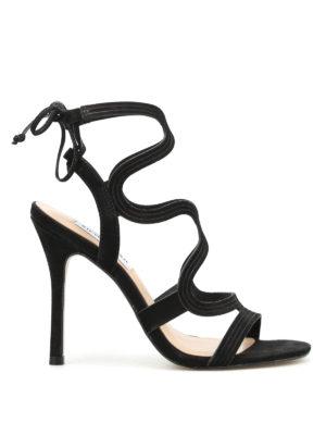 Steve Madden: sandals - Ava nubuck sandals