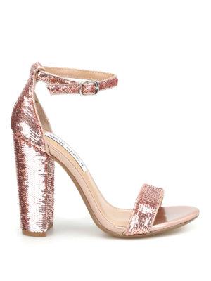 Steve Madden: sandals - Carrson sequined sandals