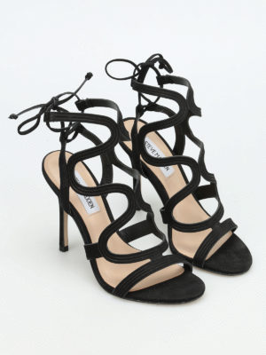 Steve Madden: sandals online - Ava nubuck sandals