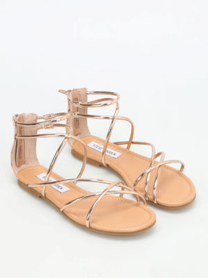 Steve Madden: sandals online - Sapphire flat sandals