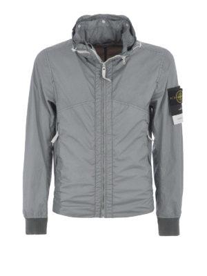 Stone Island: casual jackets - Membrana 3L-TC jacket
