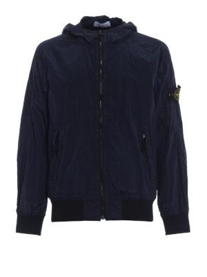 Stone Island: casual jackets - Nylon taffeta jacket