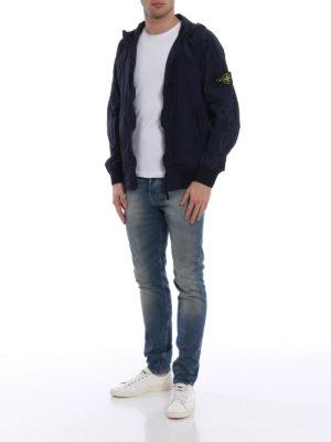 Stone Island: casual jackets online - Nylon taffeta jacket