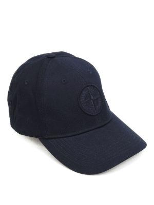Stone Island: hats & caps - Baseball cap