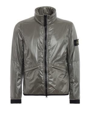 STONE ISLAND: giacche imbottite - Giacca a vento eco-imbottita Pertex Quantum