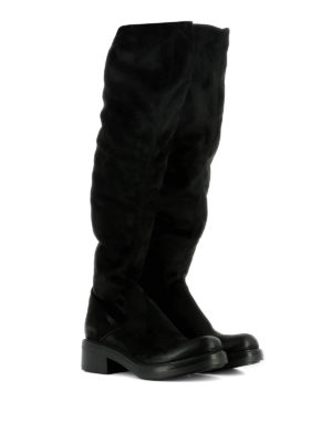 Strategia: boots online - Stretch faux leather boots