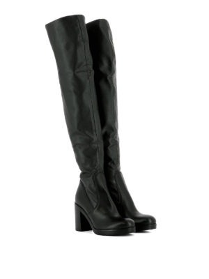 Strategia: boots online - Stretch leg boots