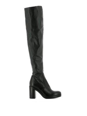 STRATEGIA: stivali - Stivali con gambale stretch