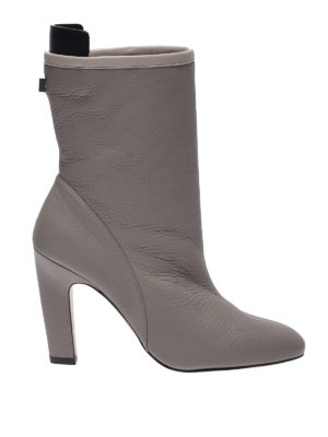 Stuart Weitzman: ankle boots - Brooks taupe booties