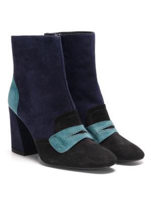 Stuart Weitzman: ankle boots online - Moxanne block heel booties