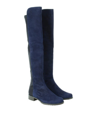 Stuart Weitzman: boots - 5050 over-the-knee boots