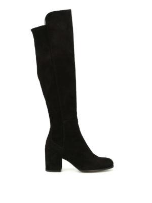 Stuart Weitzman: boots - Alljack suede boots