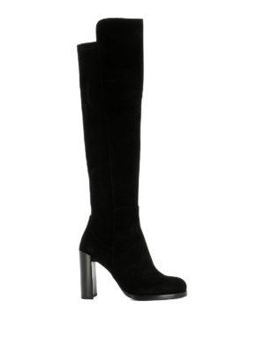 Stuart Weitzman: boots - Alljill suede boots