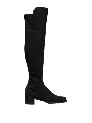 Stuart Weitzman: boots - Allserve suede boots