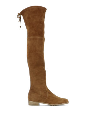 Stuart Weitzman: boots - Lowland over the knee boots