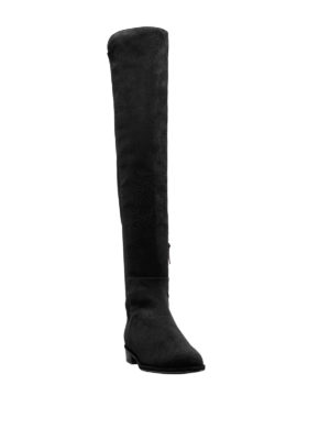 Stuart Weitzman: boots online - Allgood over-the-knee suede boots