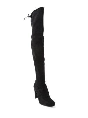 Stuart Weitzman: boots online - Highland suede boots