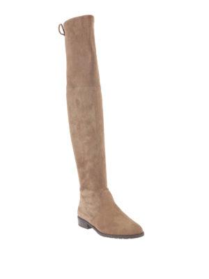 Stuart Weitzman: boots online - Lowland suede boots