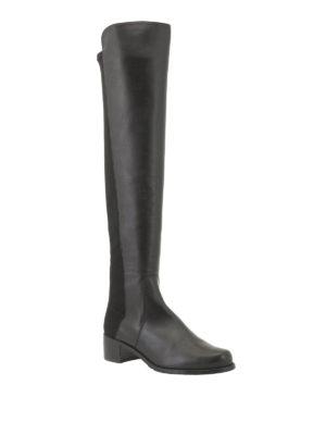 Stuart Weitzman: boots online - Reserve nappa boots