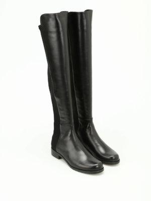 Stuart Weitzman: boots online - The 5050 nappa boot