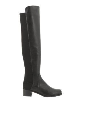 Stuart Weitzman: boots - Reserve nappa boots
