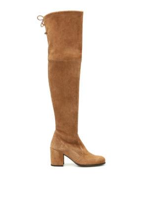 Stuart Weitzman: boots - Tieland cuissard boots