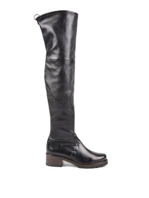 Stuart Weitzman: boots - Vanland over-the-knee boots