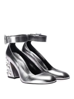 Stuart Weitzman: court shoes online - Pearlclarisa ankle strap pumps