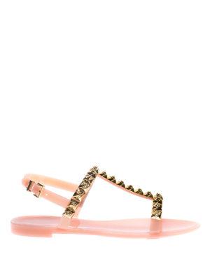 Stuart Weitzman: sandals - Jelrose ballet sandals