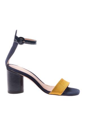 Stuart Weitzman: sandals - Kendra multicolour sandals