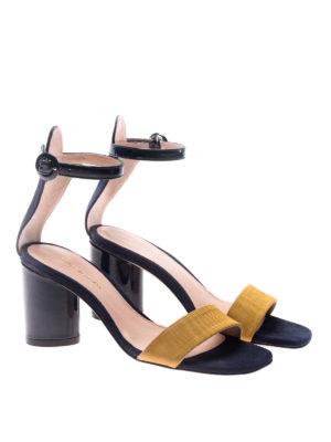 Stuart Weitzman: sandals online - Kendra multicolour sandals