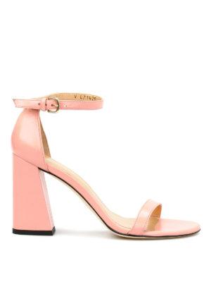 324afa516d991 Stuart Weitzman  sandali - Sandali Walkway in pelle. Stuart Weitzman.  Walkway leather sandals