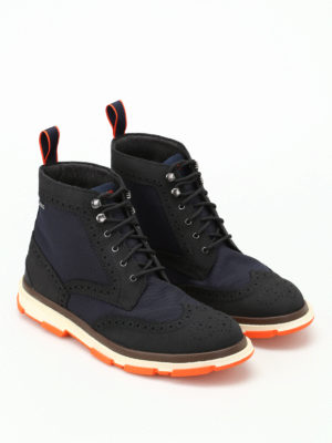 Swims: ankle boots online - Storm Brogue High waterproof bootie