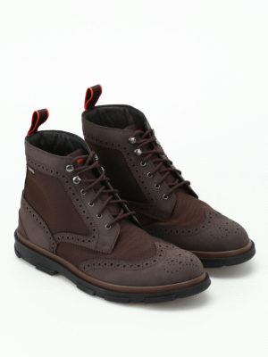 Swims: ankle boots online - Waterproof Storm Brogue High