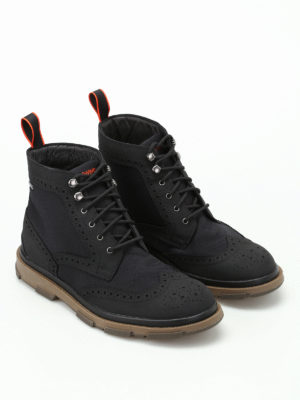 Swims: ankle boots online - Waterproof Storm Brogue High bootie