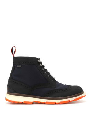 Swims: ankle boots - Storm Brogue High waterproof bootie