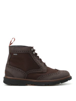 Swims: ankle boots - Waterproof Storm Brogue High