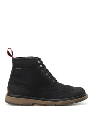 Swims: ankle boots - Waterproof Storm Brogue High bootie